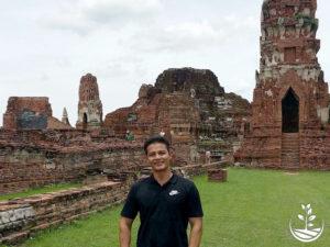 Wwoofing en thailande, faire du volontariat en thailande, faire du bénévolat en thailande, woofing thailande, thai wwoof, excursion en issan, guide à vientiane au Laos, guide francophone