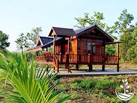 Wwoofing en thailande, faire du volontariat en thailande, faire du bénévolat en thailande, woofing thailande, thai wwoof, excursion en issan, découvrir l'isan, bungalow en bois