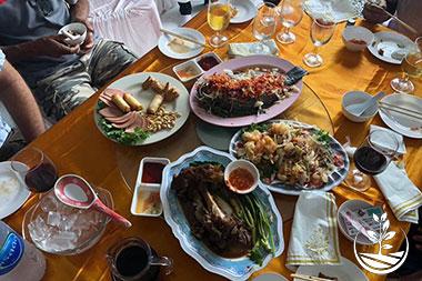 cours de cuisine thai, apprendre à cuisiner des plats thailandais