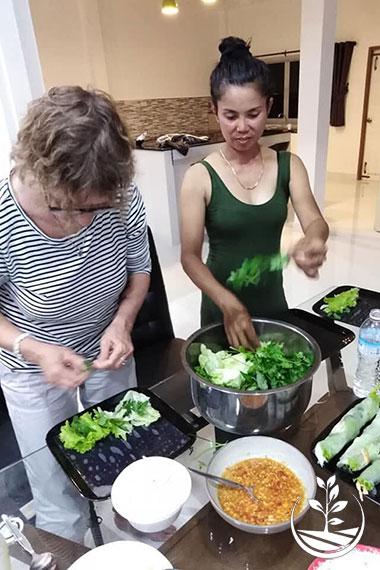 cuisine thai, apprendre la cuisine thailandaise