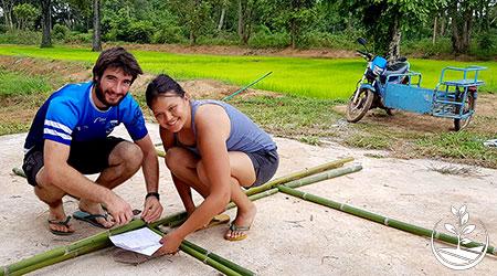 woofer en Thaïlande, faire du wwoofing en Asie