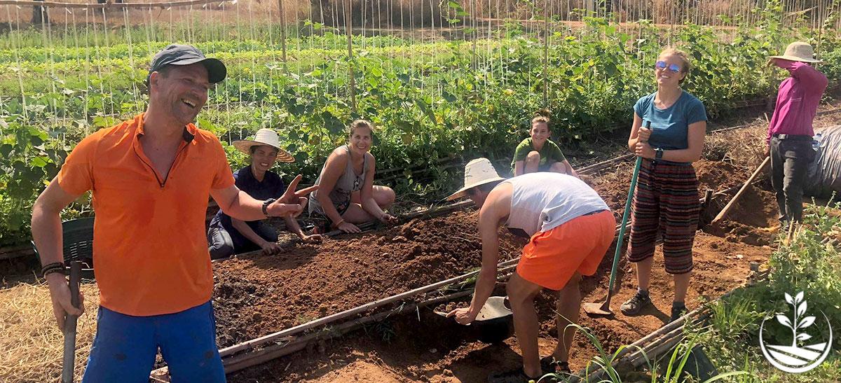 woofing en Thaïlande, wwoofing, permaculture