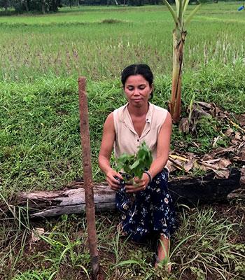 aun woofing suwan organic farmstay