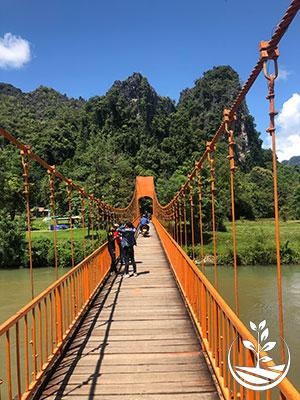 Vang Vieng trecking, buggy, grotte, laos