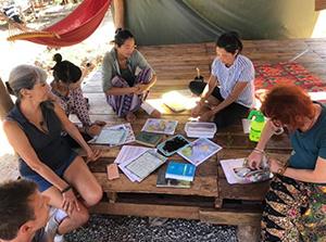 woofing en Thaïlande, stage de permaculture, visa volontaire