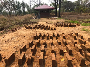 brique adobe pour construction naturelle