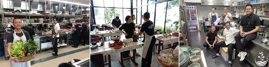 cours de cuisine thai, apprendre à cuisiner thaï, les plats thaïs