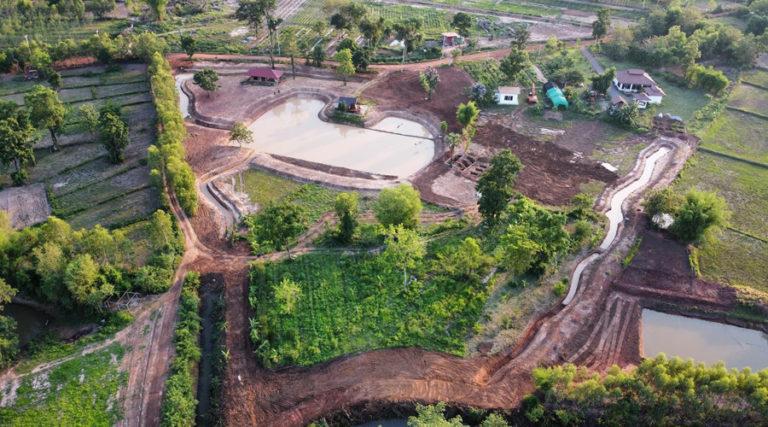farmstay Thaïlande, location touristique, séjour à la ferme en Thaïlande, la Thaïlande autrement