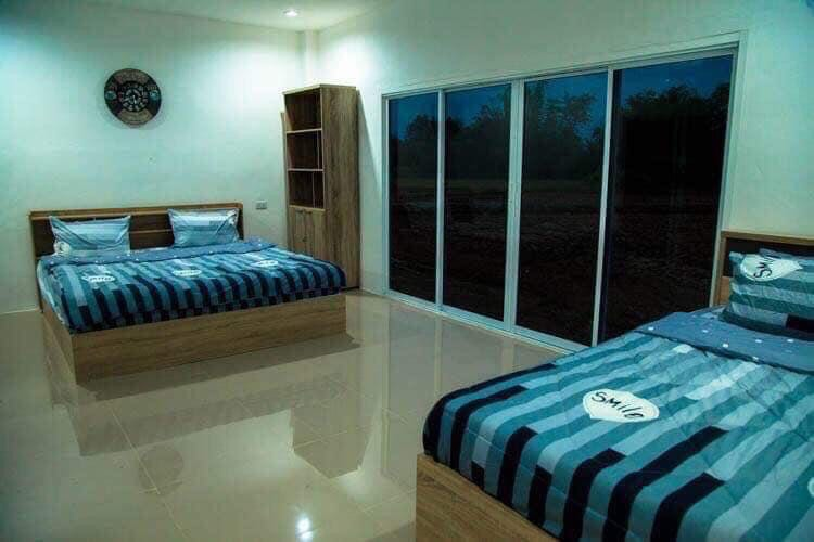 Modern dormitory 2-4 people
