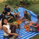 Development of repellents in natural farming